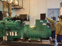 卡特彼勒7台发电机组驰援北京小汤山医院重建!