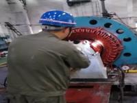 争分夺秒 5#TRT发电机组提前完成大修