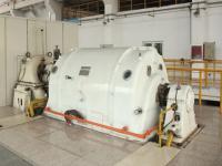 峰煤焦化公司汽轮机组成功发电并网
