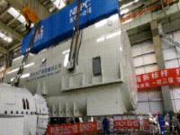 290吨的发电机组起吊至22层楼高!陕西神木这家电厂