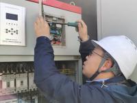新泰公司齐心协力备战发电高峰期