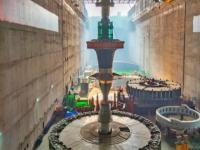 大藤峡水利枢纽工程发电机组进入总装阶段