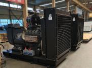 700kw华柴道依茨发电机组HC12V132ZL-LA G2A价格
