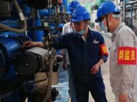 新疆克拉玛依发电公司党员冲锋助力机组A修