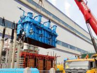 鄂州发电公司第二台百万机组并网发电