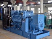 700kw德国奔驰发电机组16V2000G25厂家价格