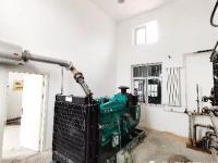 灵石路产维护站发电配套项目顺利改造完成