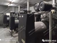 某日资企业深圳工厂备用柴油发电机组尾气脱硝治理项