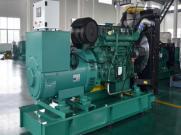 300kw沃尔沃发电机组TAD1343GE价格厂家