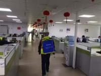 上海电气迪拜光热光伏太阳能发电项目现场打响防疫战