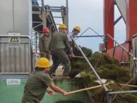 凤鸣、西江发电公司全力克服强台风影响确保汛期水质和发电安全