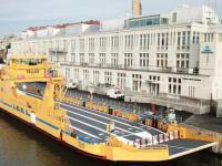 沃尔沃遍达为瑞典最大混合动力渡船提供发电机组