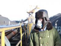 张掖发电公司战寒潮 全力保煤保电保供热