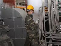 毕节市最大垃圾焚烧发电项目3月投入使用