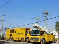 市县一体中压发电 助力新泰线路改造
