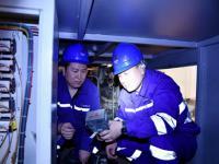 吉电白城发电U103C检修在行动