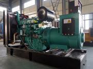 500kw玉柴燃气发电机组YC6C780N-D30价格