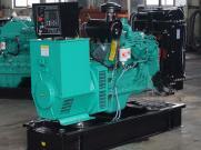 50kw东风康明斯发电机组4BTA3.9-G2价格厂家