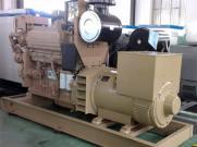 250kw康明斯船用发电机组N855-DM价格