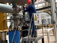 动力厂热电车间做好节前发电机组设备和安全隐患排查