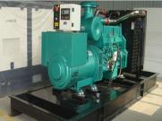 100kw东风康明斯发电机组6BTAA5.9-G2价格厂
