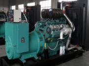 500kw通柴发电机组TCR500价格厂家