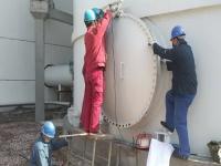 锅炉国泰除脱班全力推进检修及深度减排工作