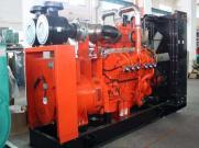 300kw康明斯燃气发电机组KTA19价格