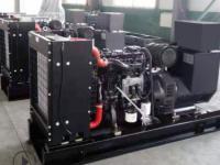 应急发电机组电源车后援支持——移动电站