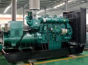 700kw玉柴柴油发电机组YC6C1020L-D20厂家直