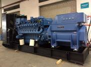 2000kw德国奔驰发电机组20V4000G23厂家价格
