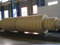 东电CAP1400常规岛发电机转子在轧电制造厂完成最后包装