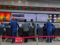 渭南经开区华能渭南热电联产项目正式并网发电