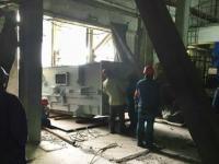 酒钢发电一分厂热力站#1锅炉除渣系统改造见成效