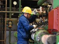 能发公司提前14天完成一季度瓦斯发电任务