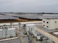 江西余江30MW农(渔)光互补电站项目全容量并网发电
