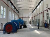 汉阴县洞河水库全面投产发电