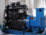 150KW上柴船用发电机组G128ZLCAF价格