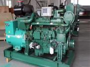 60kw玉柴船用发电机组YC6108ZC价格厂家