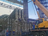 印尼卡尔滕火电项目1号机组首次并网发电