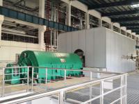中节能(齐齐哈尔)生活垃圾焚烧发电项目主体封顶